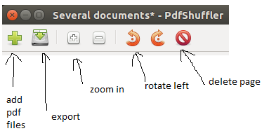 combine pdfs ubuntu